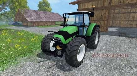Deutz-Fahr Agrotron K 420 for Farming Simulator 2015