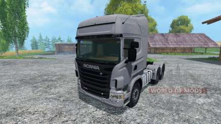 Scania R730 2011 for Farming Simulator 2015