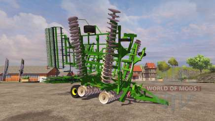 Cultivator John Deere 635 for Farming Simulator 2013