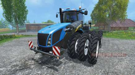 New Holland T9.565 trips for Farming Simulator 2015