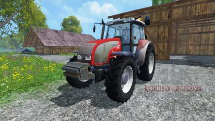 Valtra T140 Red for Farming Simulator 2015