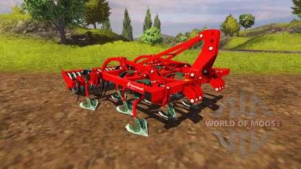 Cultivator Kverneland CLC Pro 3m for Farming Simulator 2013