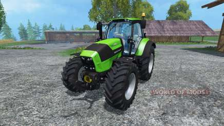 Deutz-Fahr Agratron 7250 TTV for Farming Simulator 2015