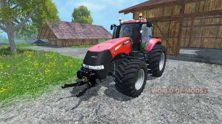 Case IH Magnum CVX 370 v1.4 for Farming Simulator 2015