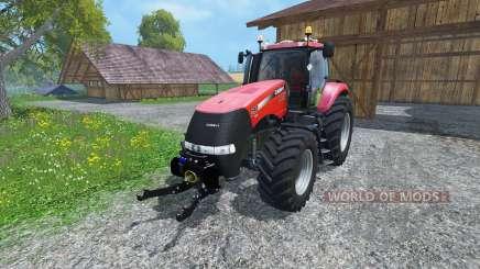 Case IH Magnum CVX 290 v1.4 for Farming Simulator 2015
