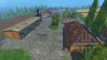 Location Bornholm - v1.1 for Farming Simulator 2015