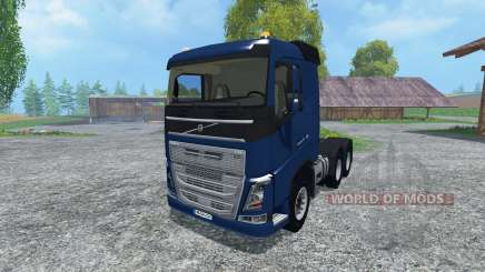 Volvo FH750 for Farming Simulator 2015