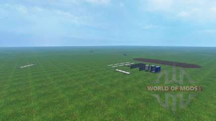 SampleModMap for Farming Simulator 2015