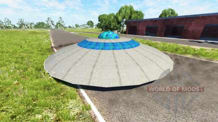 UFO for BeamNG Drive