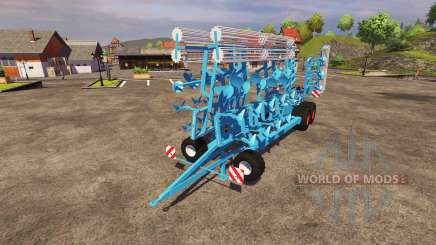 Cultivator Lemken Gigant 1400 for Farming Simulator 2013