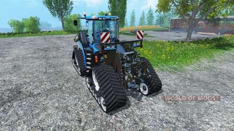 New Holland T9.670 SmartTrax v1.1 for Farming Simulator 2015