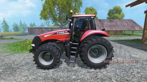 Case IH Magnum CVX 340 v1.2 for Farming Simulator 2015