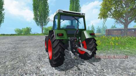 Fendt Farmer 310 LSA Turbomatik for Farming Simulator 2015
