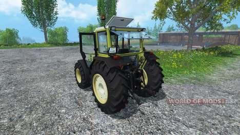 Hurlimann H488 v1.1 for Farming Simulator 2015