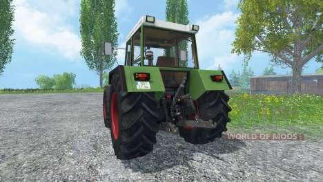 Fendt Favorit 615 LSA Turbomatik v4.0 for Farming Simulator 2015