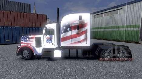 Peterbilt 379 v1.2 Amel for Euro Truck Simulator 2