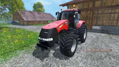 Case IH Magnum CVX 315 v1.2 for Farming Simulator 2015