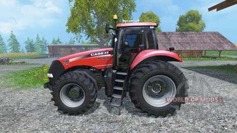 Case IH Magnum CVX 290 v1.2 for Farming Simulator 2015