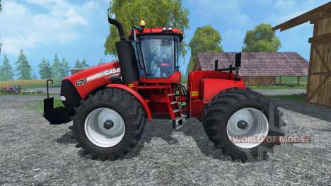 Case IH Steiger 620 HD for Farming Simulator 2015