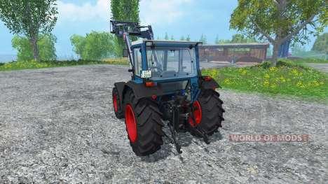 Eicher 2090 Turbo FL v1.1 for Farming Simulator 2015