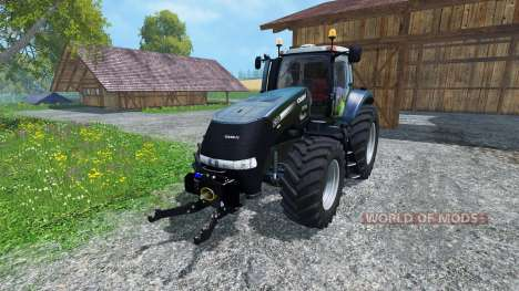 Case IH Magnum CVX 290 Blackline Edition v1.1 for Farming Simulator 2015