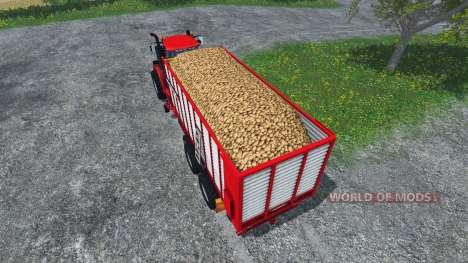 Case IH Jumbo for Farming Simulator 2015