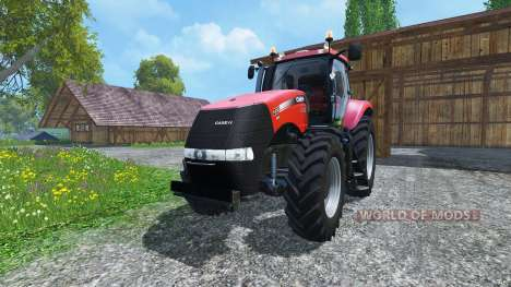 Case IH Magnum CVX 235 v1.2 for Farming Simulator 2015