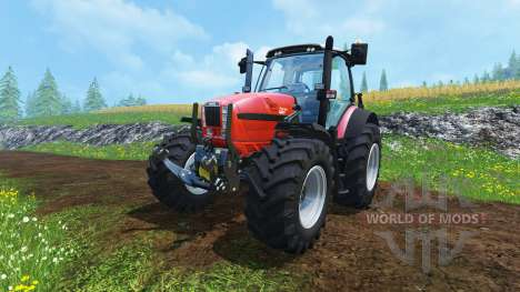 Same Fortis 190 Front for Farming Simulator 2015