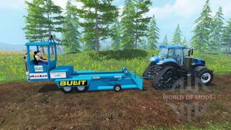 Brake Trailer for Farming Simulator 2015
