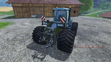 New Holland T9.560 v1.1 for Farming Simulator 2015