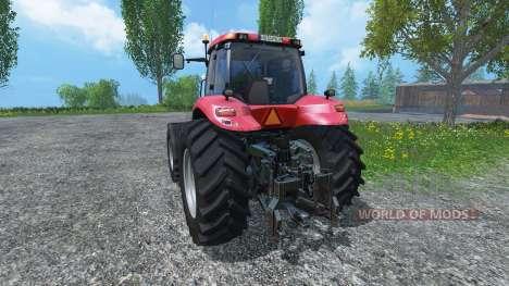 Case IH Magnum CVX 340 v1.3 for Farming Simulator 2015