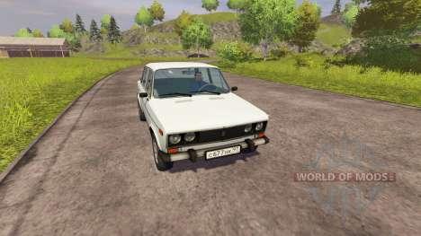 Russian traffic for Farming Simulator 2013
