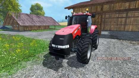Case IH Magnum CVX 370 v1.3 for Farming Simulator 2015