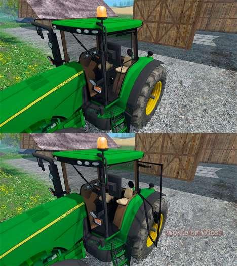 John Deere 8370R for Farming Simulator 2015