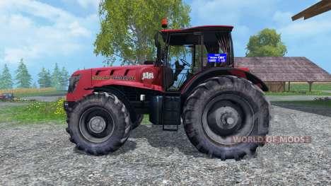 MTW 3022 DC.1 Belarusian for Farming Simulator 2015