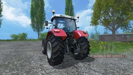 Steyr CVT 6130 for Farming Simulator 2015