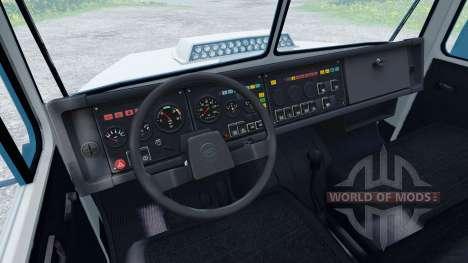 KrAZ 5133 for Farming Simulator 2015