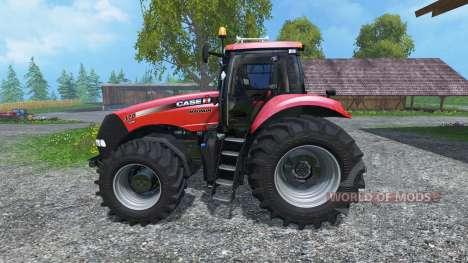 Case IH Magnum CVX 370 v1.2 for Farming Simulator 2015