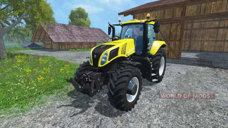 New Holland T8.435 v3.0 Final for Farming Simulator 2015