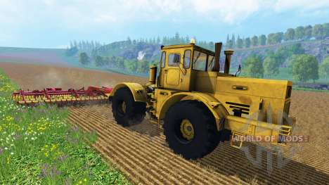 K-700A compound Kirovets for Farming Simulator 2015