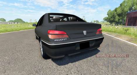 Peugeot 406 for BeamNG Drive