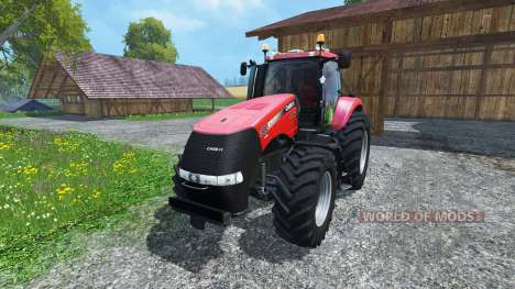 Case IH Magnum CVX 380 v1.3 for Farming Simulator 2015