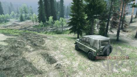 Graphic SweetFX mod for Spin Tires