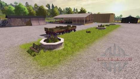 FunkyTown for Farming Simulator 2013