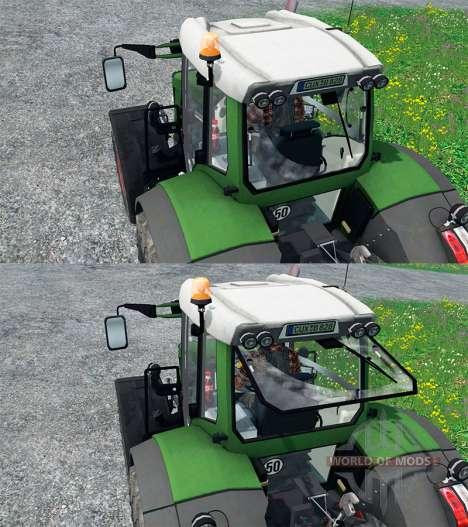Fendt 828 Vario full script for Farming Simulator 2015