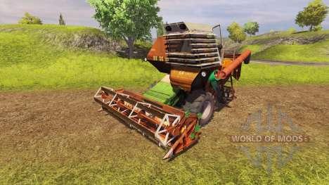 SC-5M Niva for Farming Simulator 2015