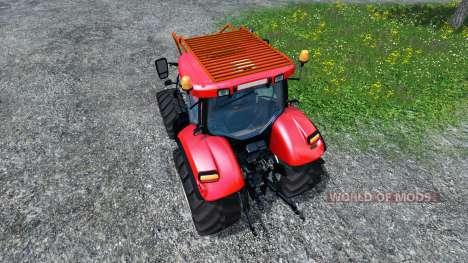 Case IH Puma CVX 160 Forst for Farming Simulator 2015