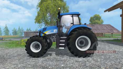 New Holland T8.020 for Farming Simulator 2015