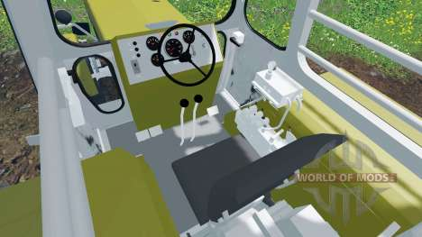 Fortschritt Zt 303 for Farming Simulator 2015