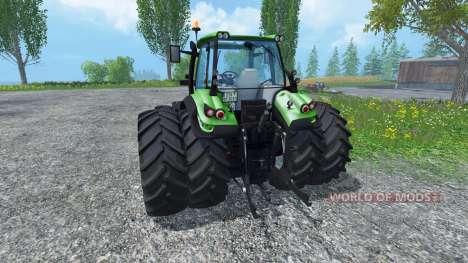 Deutz-Fahr Agrotron 6190 TTV for Farming Simulator 2015